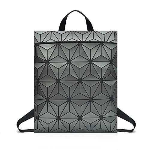 Geometrico A Donna Laser Rombico Con Graygreen Zaino Borsa WDBAO Motivo Da Zaino 5Xqw7xaO6