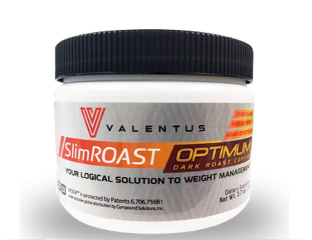 Café para el Control de Peso SlimROAST Optimum de Valentus