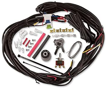 513cujsuOFL._SX355_ amazon com cycle visions custom chopper wire harness kit custom chopper wiring harness at edmiracle.co