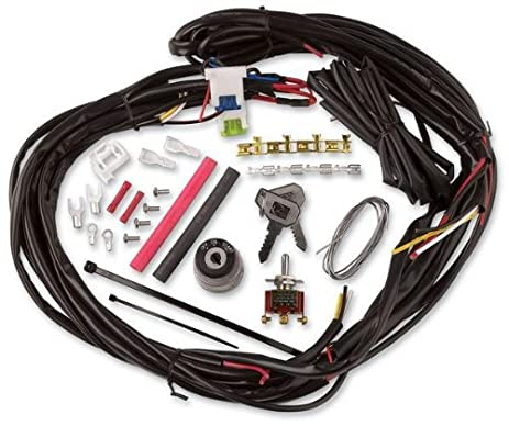 513cujsuOFL._SX463_ amazon com cycle visions custom chopper wire harness kit custom wiring harness kits at gsmx.co