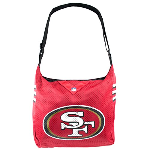 NFL San Francisco 49ers Jersey Tote