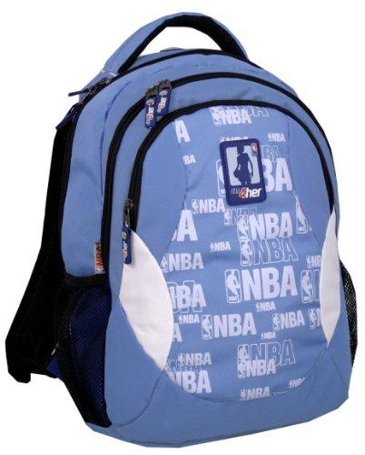NBA Rucksack Basketball Schulrucksack 40x26x15 cm. Neu NBA-195 Lizenzprodukt