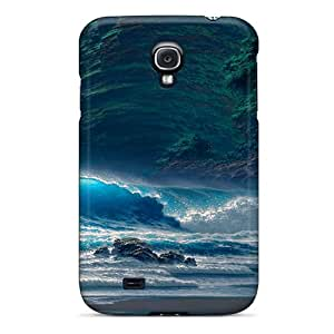 Perfect The Waves Case Cover Skin For Galaxy S4 Phone Case