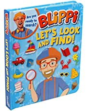 Blippi: Let's Look and Find!