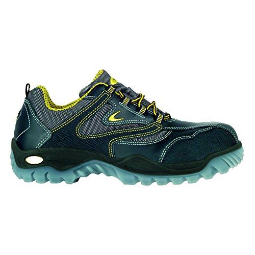 Cofra 75610-003.W40 New Pop S3 SRC Chaussures de sécurité Taille 40 Noir