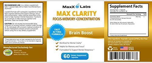 Best Natural Product For Memory Fog