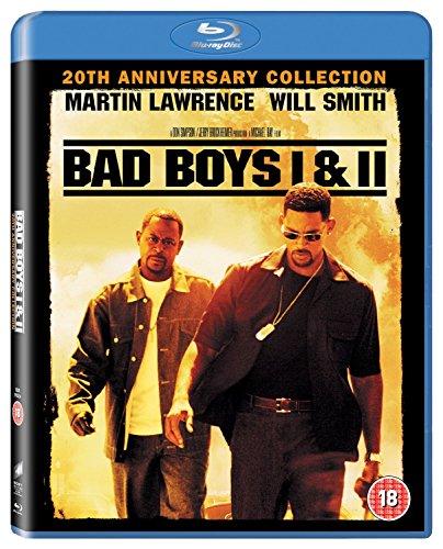 Bad Boys I & II [Blu-ray]