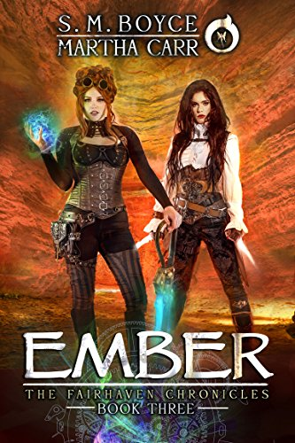 Ember: The Revelations of Oriceran (The Fairhaven Chronicles Book 3) cover