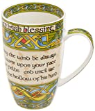 Irish Blessing bone china mug %2D %22May