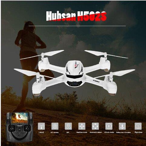 Hubsan X4 H502S Desire 5.8G FPV Drone by Hubsan drone