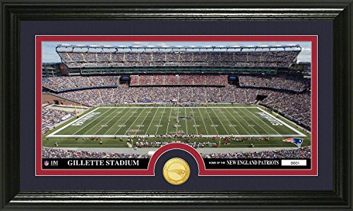 Photomint Coins Framed (NFL New England Patriots