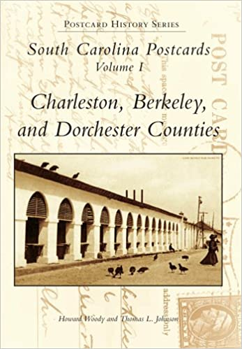 south carolina postcards vol 1 charleston berkeley dorchester counties postcard history