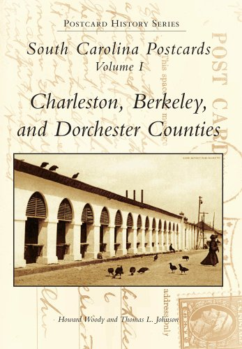 South Carolina Postcards Vol 1:: Charleston, Berkeley & Dorchester Counties (Postcard History)