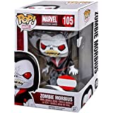 2015 October Marvel Collector Corps Exclusive Zombie Morbius #105 Funko Pop