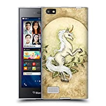 Official Amy Brown Earth Element Mythical Soft Gel Case for BlackBerry Leap