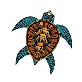X-Kites WindNSun SeaLife Turtle Nylon Kite, 40''