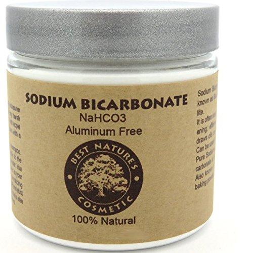 Sodium Bicarbonate (NaHCO3). Aluminum Free (16 fl oz)