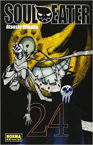 Soul Eater 24 (Spanish) Paperback – 2013