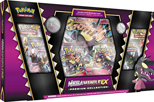 TCG-Mega-Mawile-EX-Premium-Collection-Card-Game