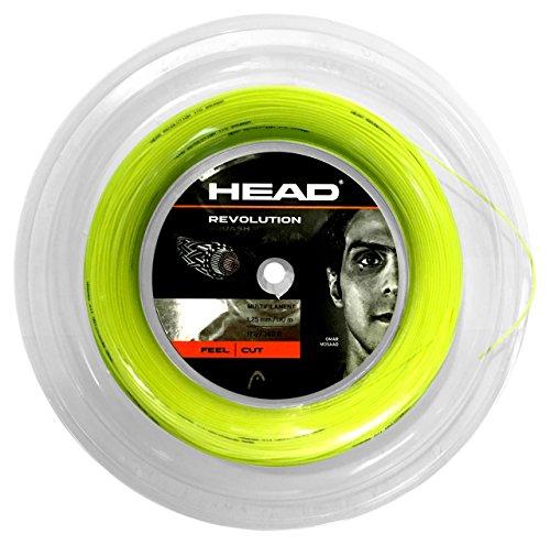 Head Revolution 17 Squash String 110M/360 ft Reel
