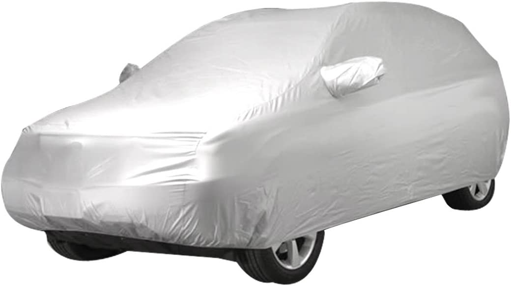 2006 2007 2008 2009 2010 Jeep Commander Breathable Car Cover w//MirrorPocket