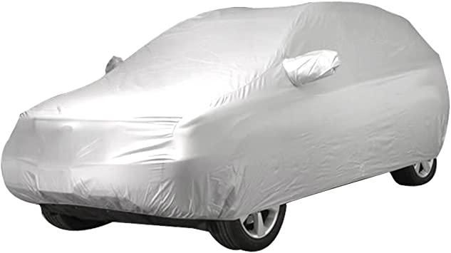 Cover Waterproof /& Breathable Outdoor Protection Car Cover for Jeep Commander