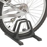 gearup The Grand Stand Single Bike Floor Stand, Black