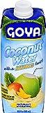 Goya Foods Coconut Water With A Mango Twist, 16.89 oz