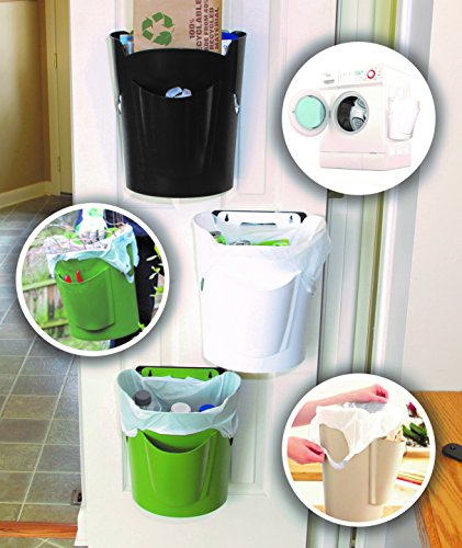 Complete Solution Toilet (BagSavr+ the Complete Bag Storage & Re-use Solution That Perfectly Fits Your Free Plastic Grocery Bags)