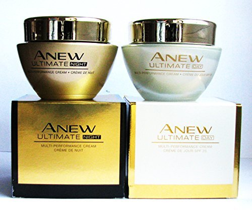 AVON Anew Ultimate Multi-Performance : Day Cream + Night Cre
