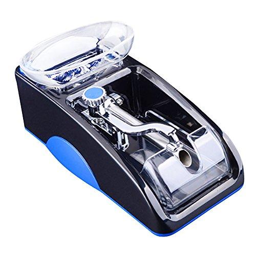 Pevor Mini Electric Automatic Cigarette Injector Rolling Machine Cigarette Maker Cigar Roller Portable ()