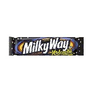 Milky Way Midnight Dark Chocolate Bar