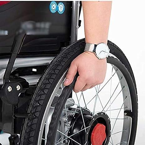 DLY Ancianos Discapacitados Silla de Ruedas Energía Eléctrica ...