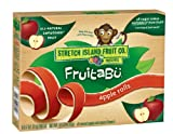 Stretch Island Fruitabu Rolls, Apple, 6-Count Rolls (Pack of 6)