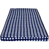 Shagun Mattresses Single Size Bed Mattress Pure PU Foam Single Size - 2 Inch Foam Mattress (72 x 35 x 2 Inch)