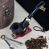 Mr. Brog Handmade Tobacco Pipe Model #24 with