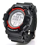 High-quality Digital Waterproof Fishing Barometer Watch (Altimeter Thermometer Weather Forecast Time)
