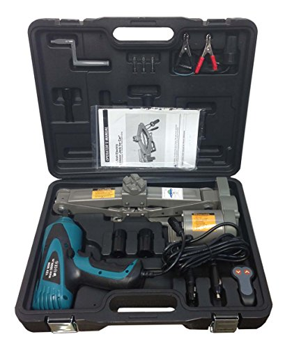 Electric Scissor Auto Impact Wrench product image