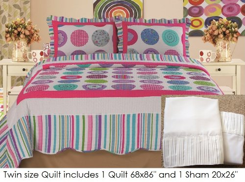 Luxemberg Handcrafted Quilt Set and Sheet Set