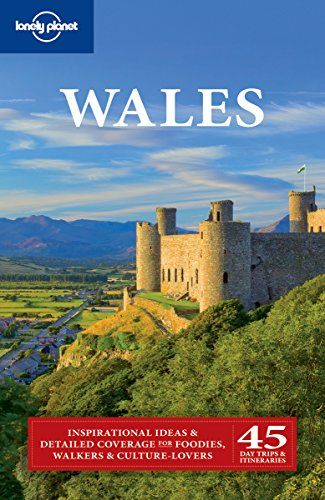 Lonely Planet Wales (Country Travel Guide)