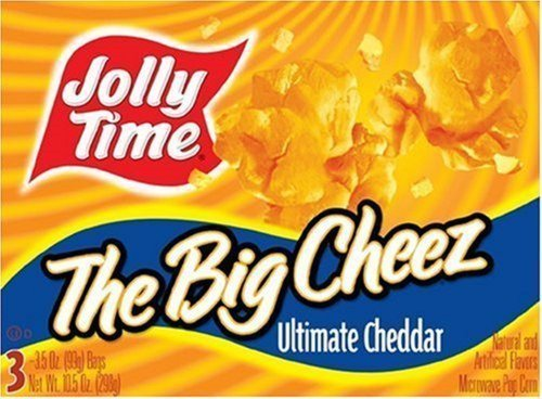 jolly time the big cheese - 4