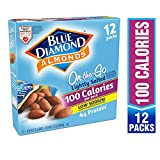 Blue Diamond Almonds On the Go 100 Calorie Packs, Lightly Salted, 12 Count Review