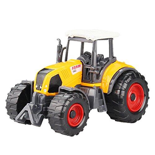 SONONIA 合金製 ミニ農場車両 トラック モデル 子供 屋内と屋外ゲーム ギフト 全10色選べ - #8  21.5 * 6センチメートル