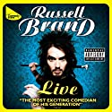 Russell Brand Live Shame Performance by Russell Brand Narrated by Russell Brand