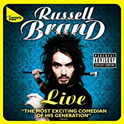 Russell Brand Live Shame