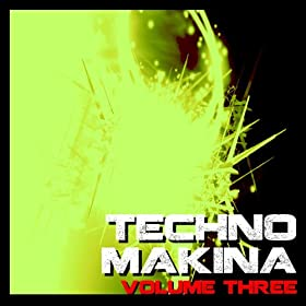 Various - Makina Techno Dance