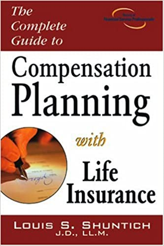 Scarica gratis audiolibri in francese mp3 The Complete Guide to Compensation Planning with Life Insurance in italiano iBook 1592800564