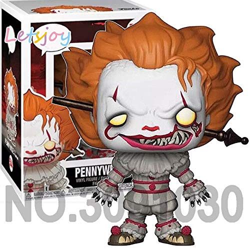WOIA Official It Trick 'R Treat Sam V for Vendetta Horse Terrifying Movie Doll Cute Pennywise Saw Billy Chucky Scream Ghostface Must Have Gifts 21St Birthday Gifts The Favourite -