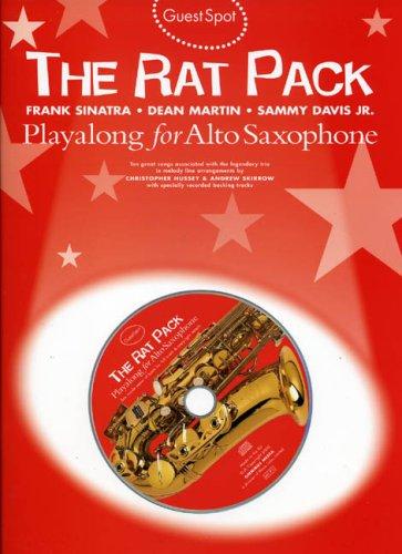 """Guest Spot """" Rat Pack """" : Alto Saxophone (Guest Spot) pdf epub"""