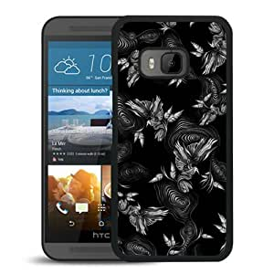 Sakroots 15 Black HTC ONE M9 Cell Phone Case Durable and Custom Designed Case